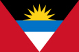 Antigua ati Barbuda National flag