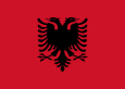 Albania National flag