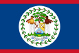 Belize Nationalflag