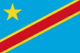 Congo National flag