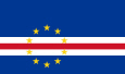 Cabo Verde National flag