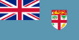 Fiji Islands National flag
