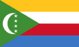 Comoros National flag